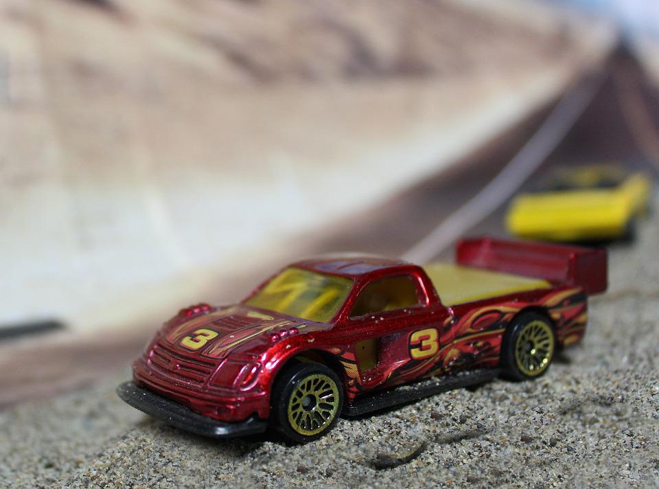 Cars, Toys, Hotwheels, Speed, Miniature, Doll Carriage