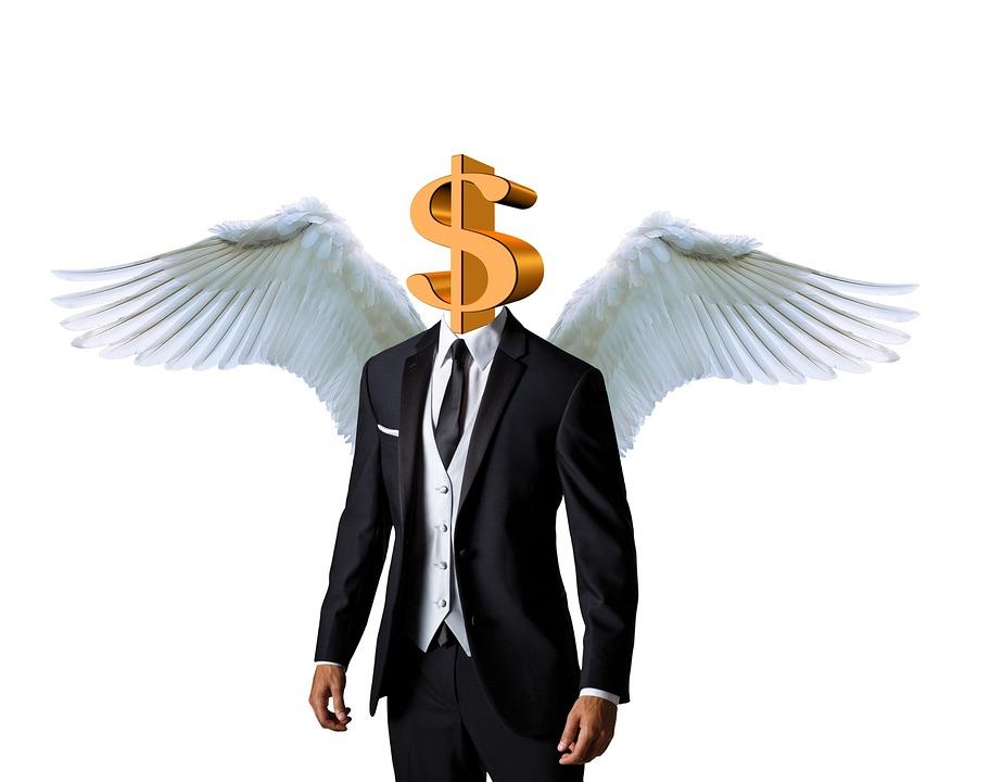 Business Angel, Dollar, Money, Investor, Investment