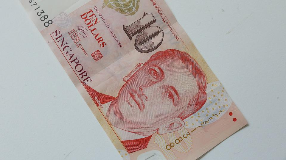 Singapore, Money, Note, Currency, Sgd, Dollar