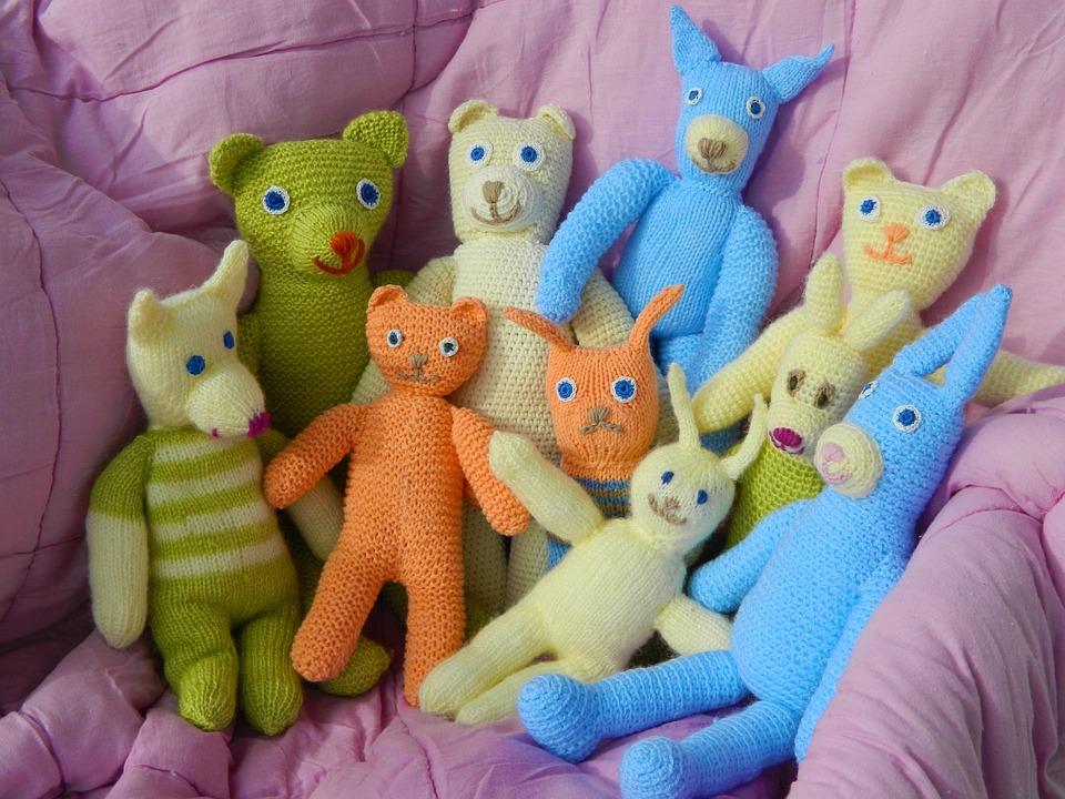 Pehmonukkeja, Dolls, Stuffed Animals, Craft