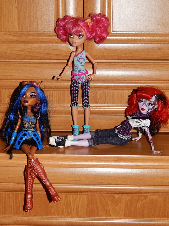 Dolls, Figurines, Characters, Toys