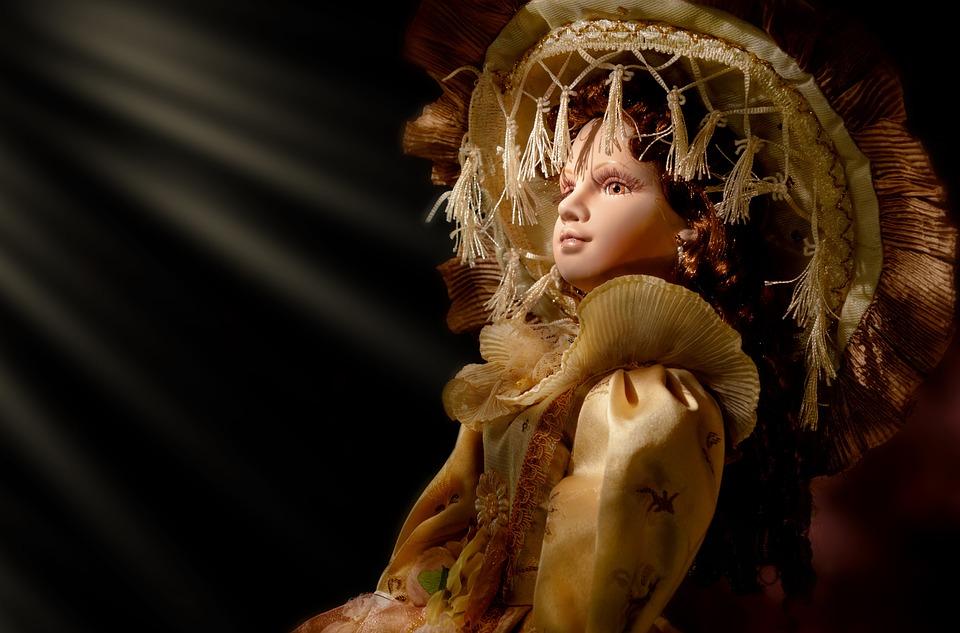 Wrist, Porcelain, Figure, Decoration, Toy, Dolls, Girl