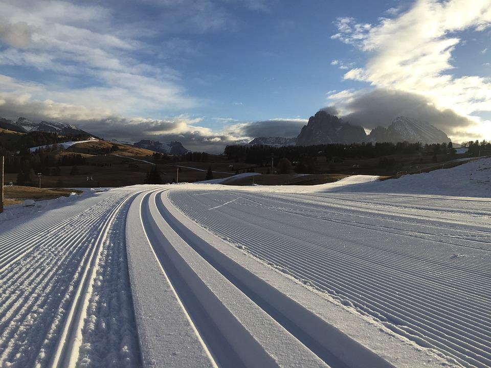 Background, Winter, Alps, Dolomites, Mountain