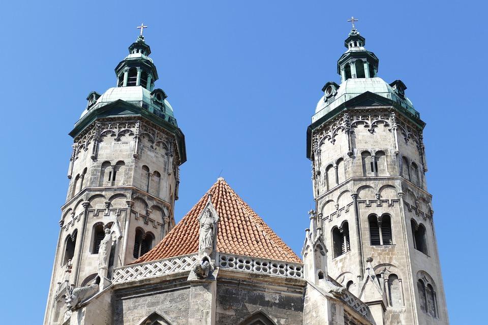 Naumburg, Dom, Saxony-anhalt, Church, Historic Center