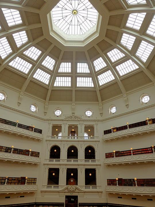Architecture, Dome, Library, Basilica, Building