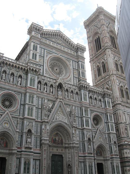 Florence, Dome, Italy