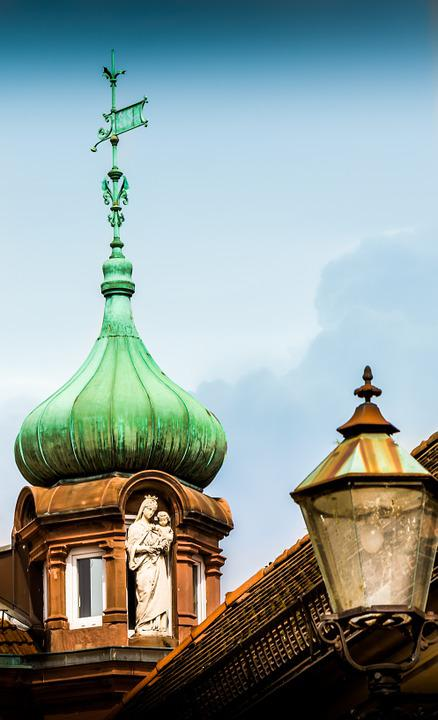 Architecture, Dome, Building, Germany