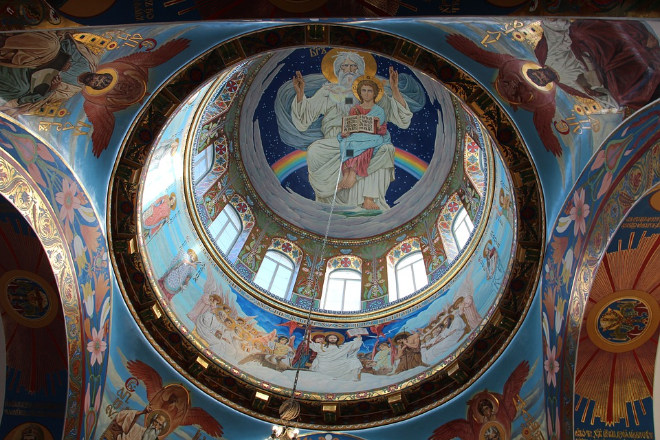 The Orthodox Church, Dome