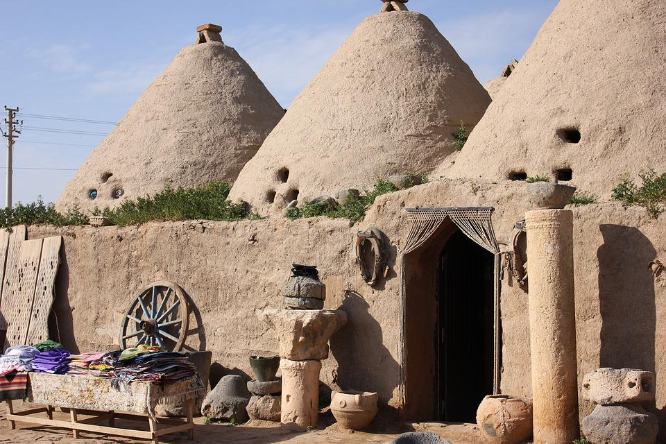 Urfa, Harran, Dome