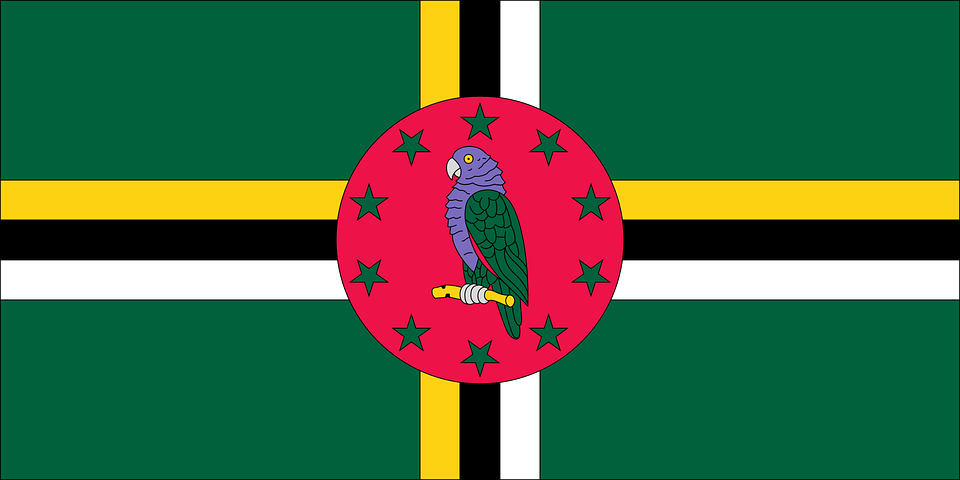 Flag, Country, Dominica