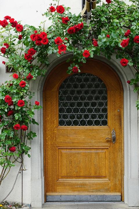 Door, Input, Window, Artwork, Historicized
