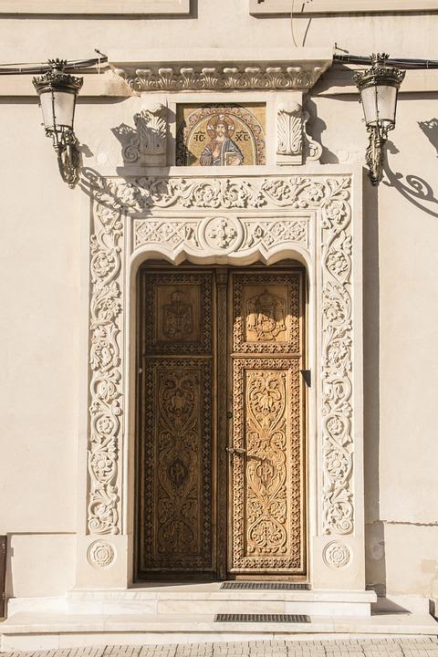 Door, Christian, The Bishop, Gate
