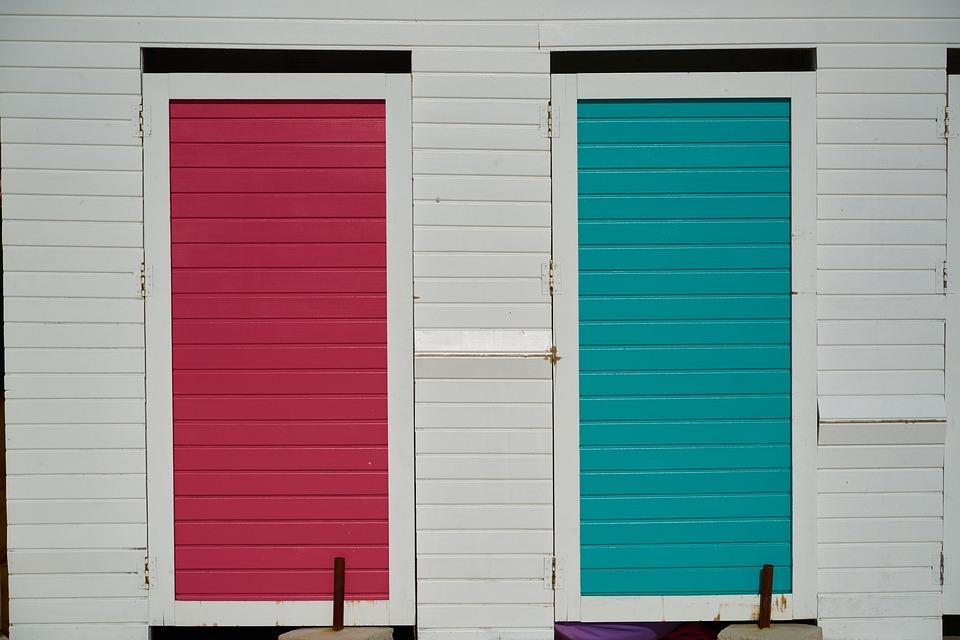 Door, Color, Introduction, Architecture, Decoration