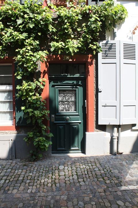 Door, Gate Entrance, Front Door, House Entrance, Goal