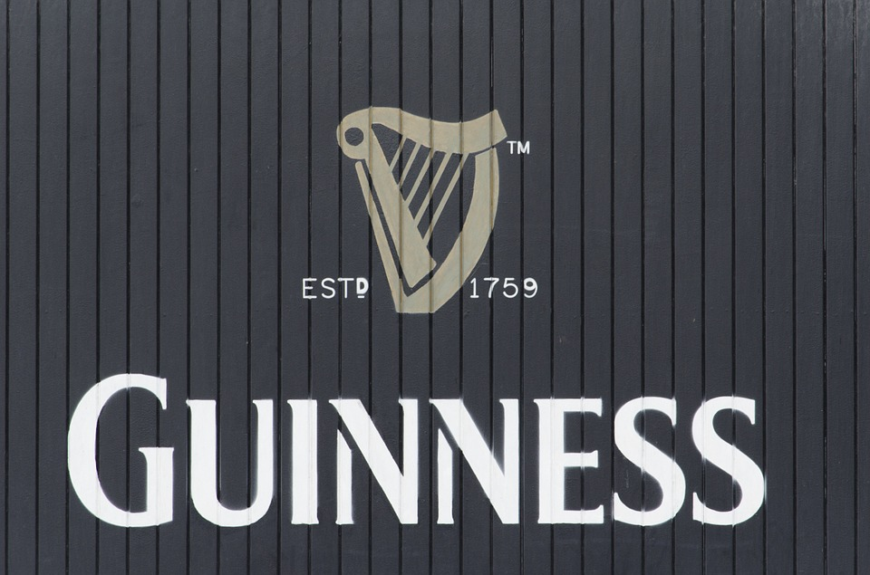 Guinness, Beer, Factory, Door