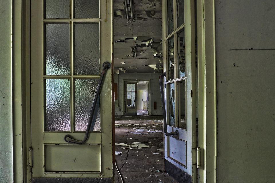 Door, Home, Architecture, Window, Leave, Building