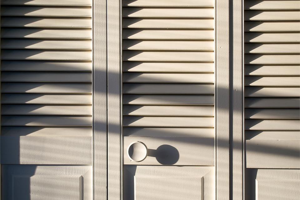 Wood, Door, Closet, Home, House, White, Design, Modern