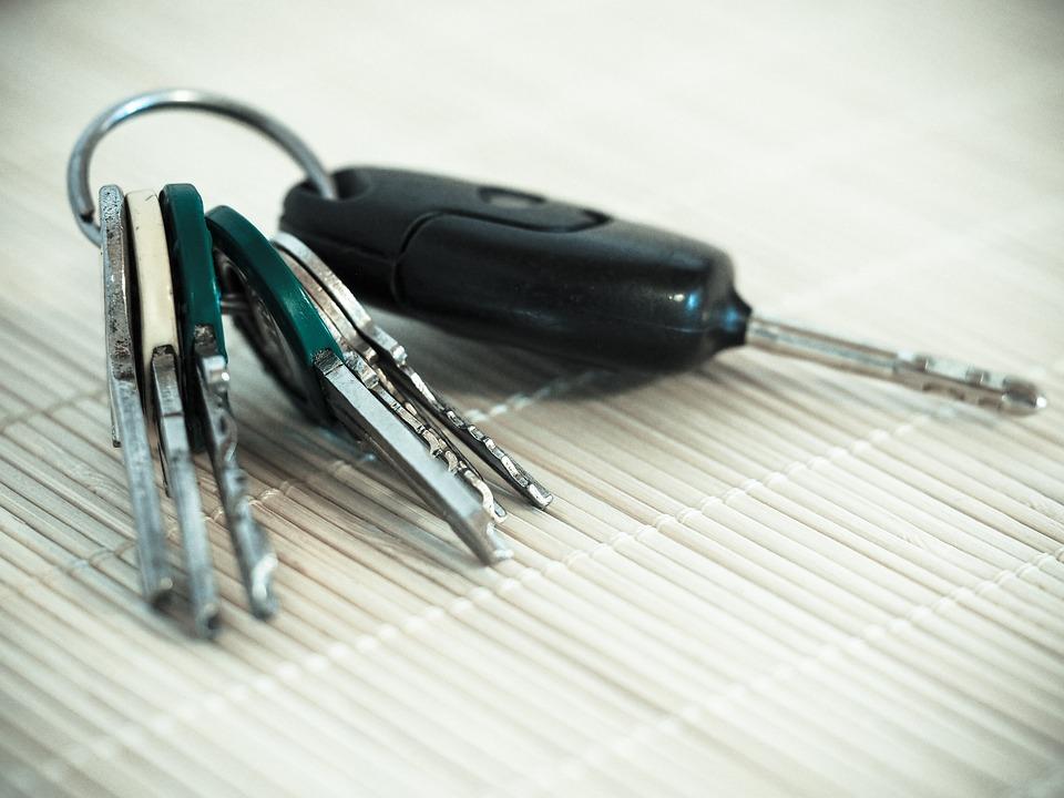 Key, Car Keys, Keychain, Metal, Door Key, Symbols
