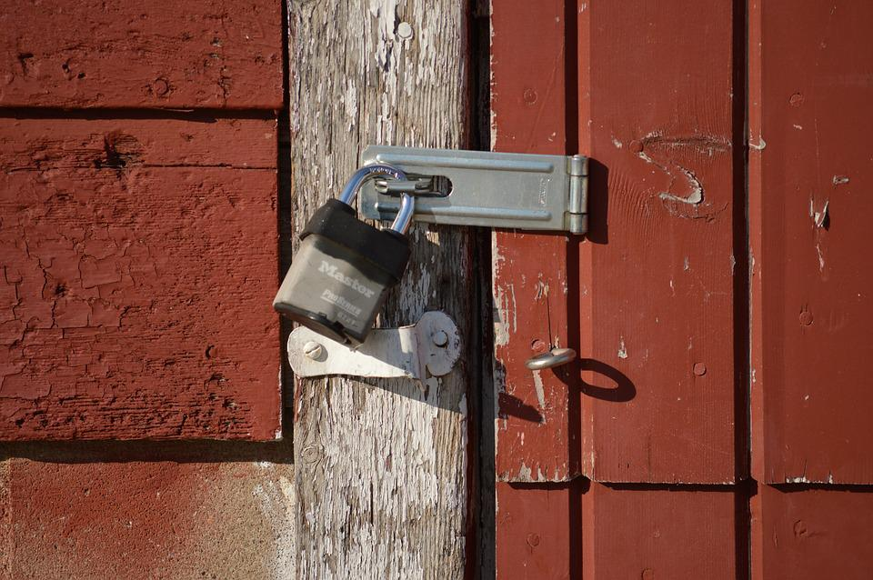 Lock, Locked, Door, Security, Secure, Safe, Safety
