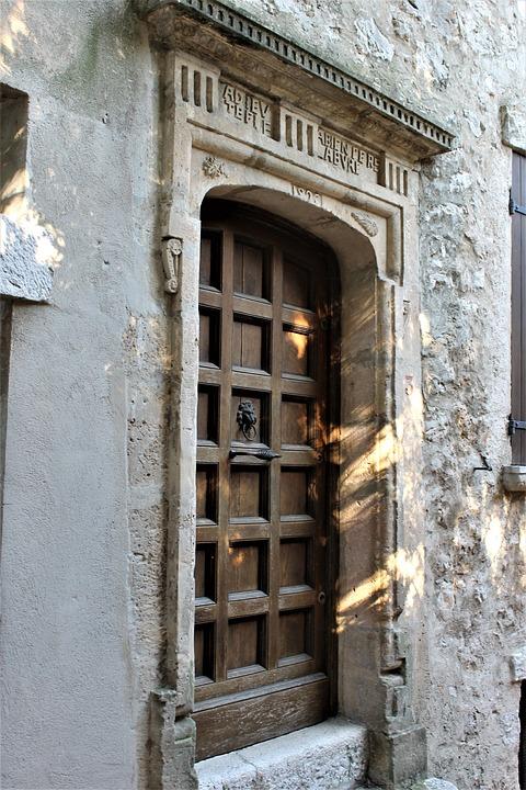 Door, Medieval Door, Wooden Door, Old Door, Pierre