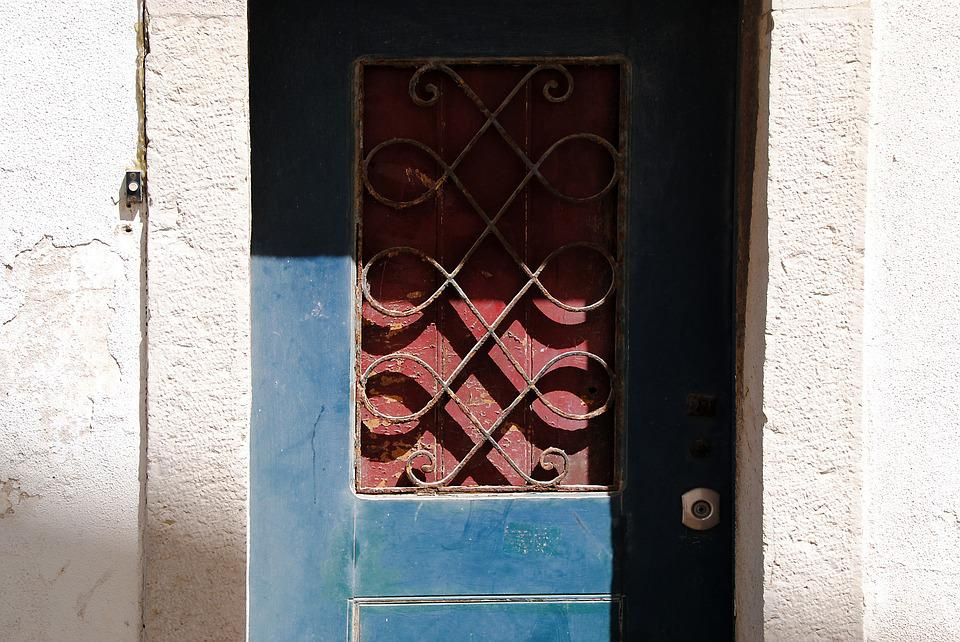 Portugal, Southern Europe, Architectural Style, Door