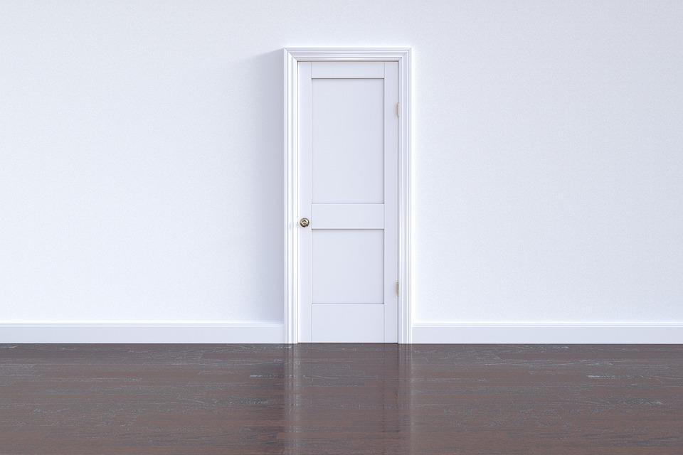 Door, Doorway, Wall, Interior Design