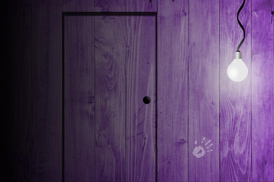 Room, Door, Inside, Wood, Architecture, Old Door, Old