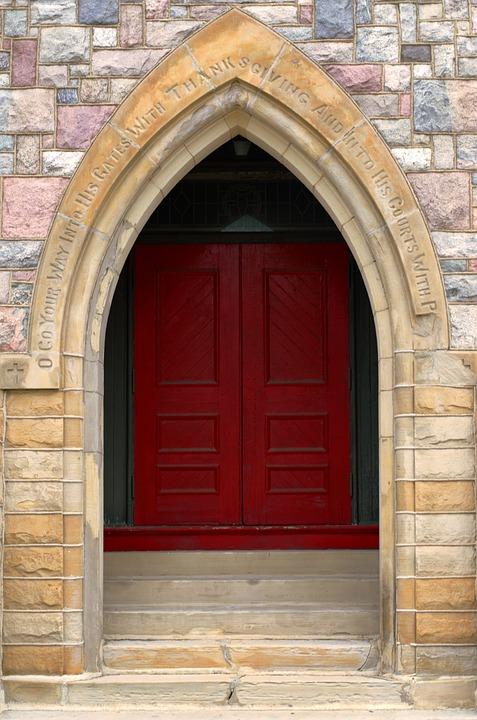 Doors, Portals, Entrance, Architecture, Doorway