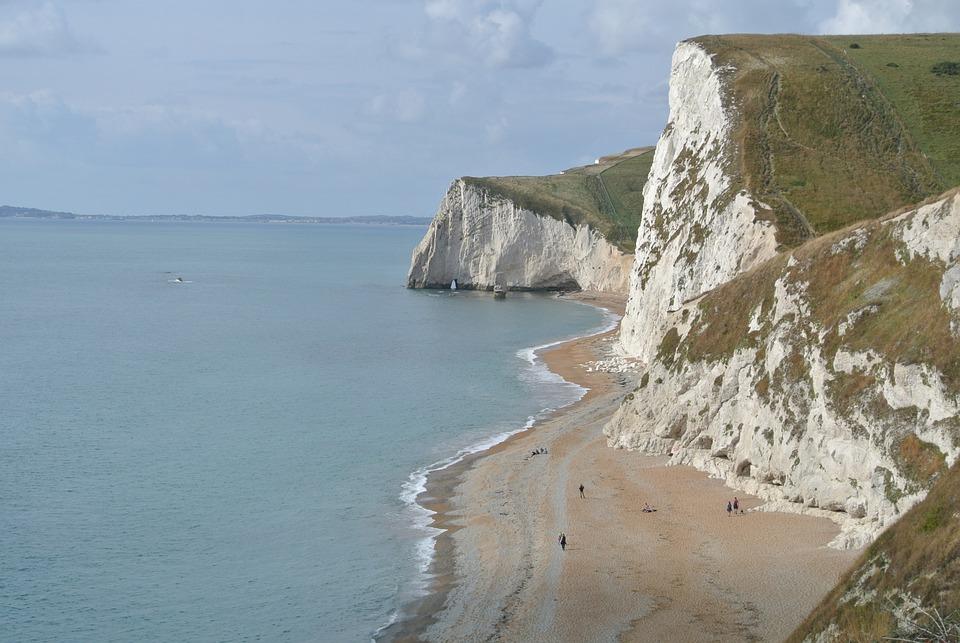 Dorset, Sea, Coast, England, English, Landscape