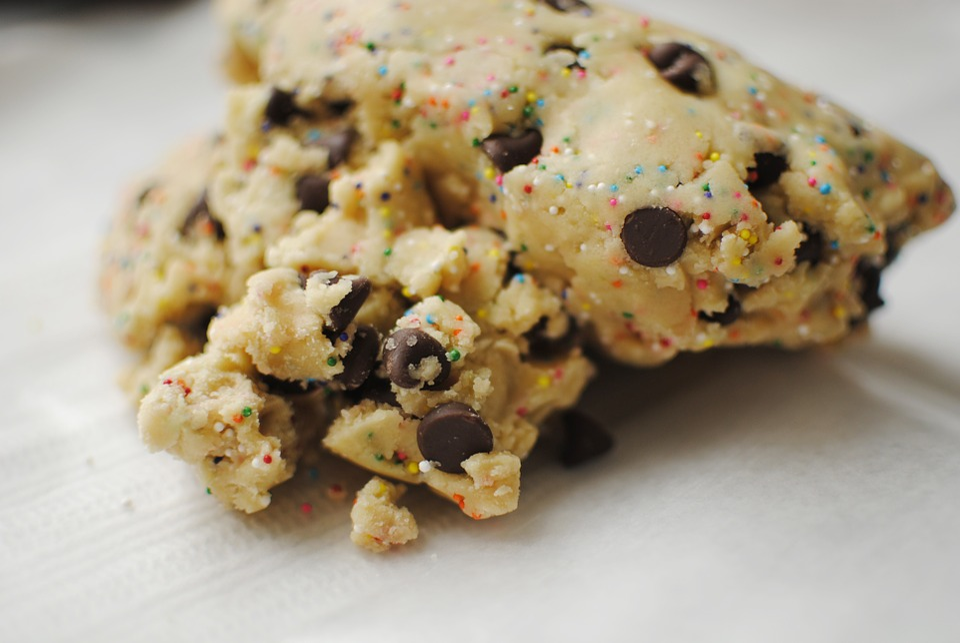 Cookie Dough, Baking, Dough, Cooking, Sweets, Dessert