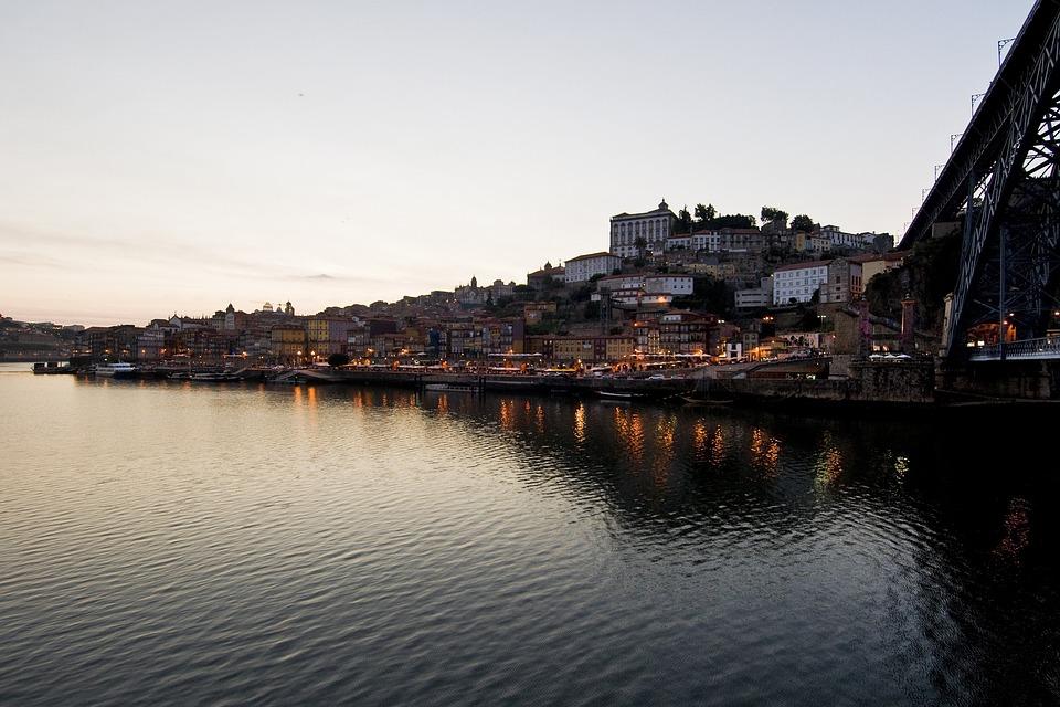 Porto, Douro, Portugal, Historic Center, Historically