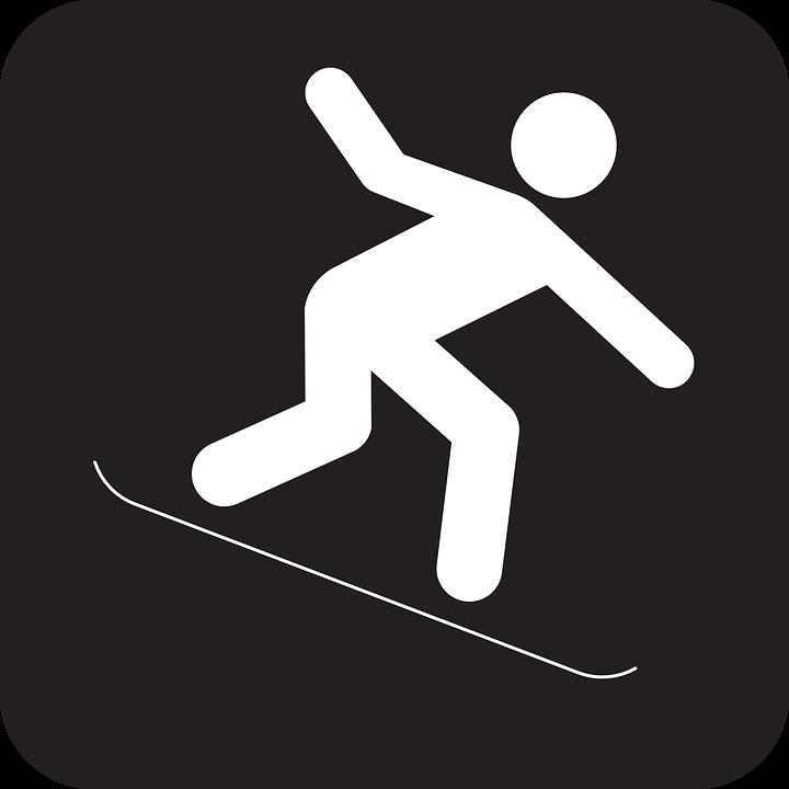 Snowboard, Skiing, Snow, Downhill, Fun, Recreation