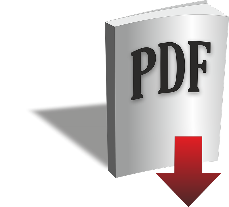 Pdf Download, Pdf, Symbol, Download, Book
