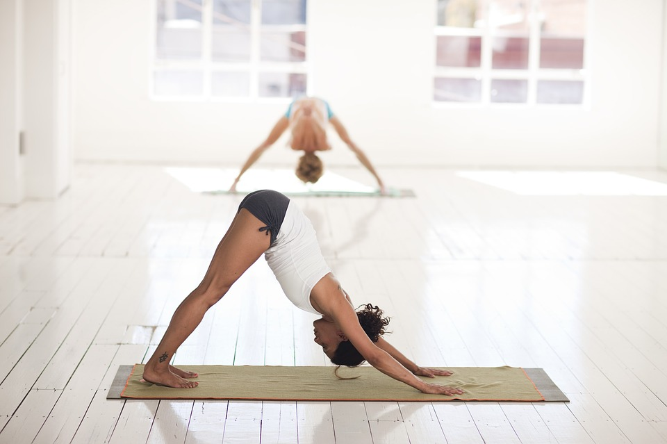 Yoga, Downward Dog, Health