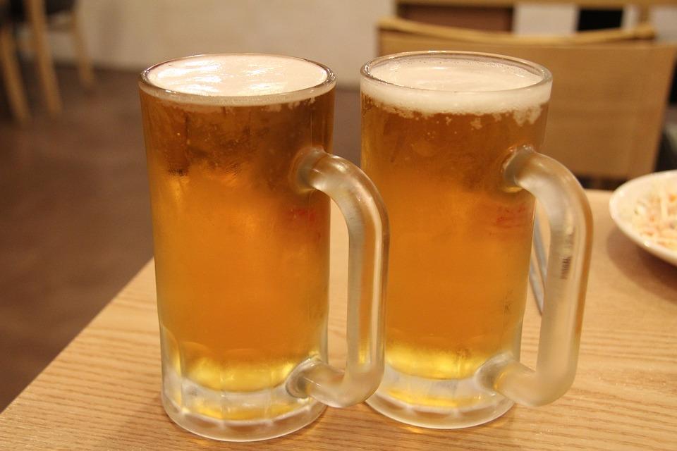 Draft Beer, Beer, Hof