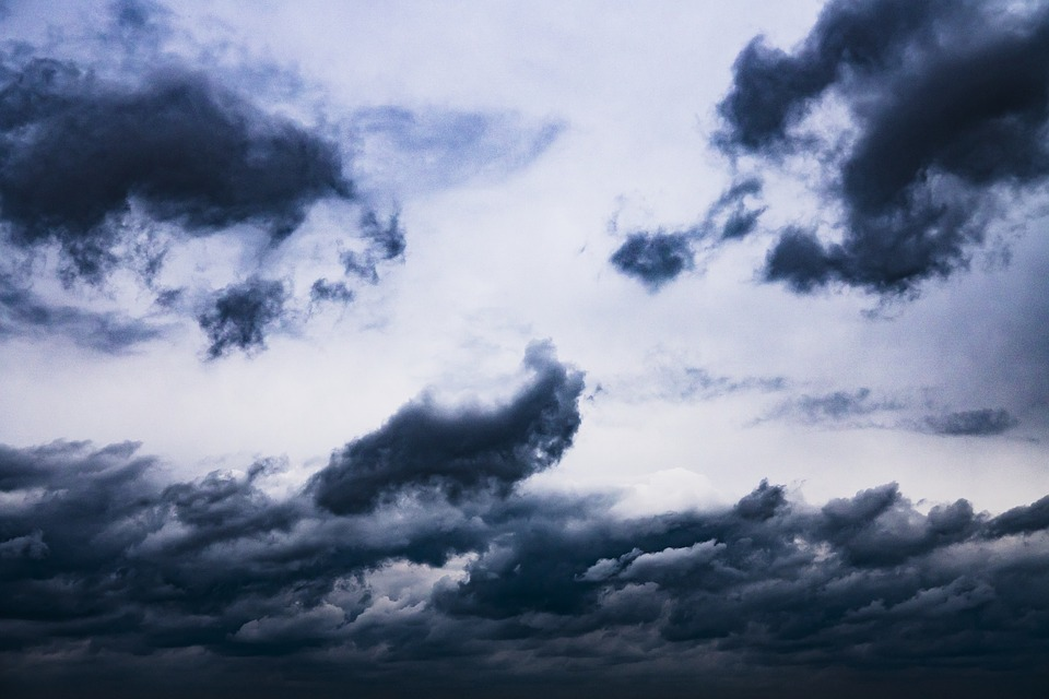 Dramatic, Clouds, Sky, Drama, Mood, Dramatic Sky