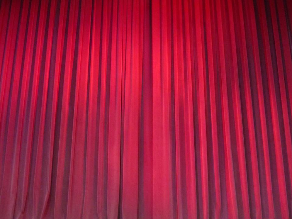 Preferred Free photo Drapery Red Velvet Theater Curtains Fabric - Max Pixel QJ44