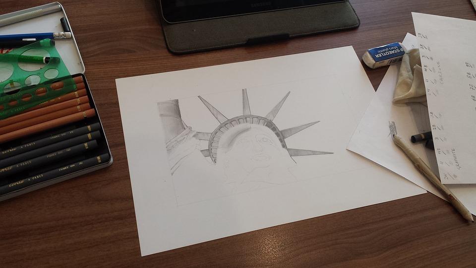 Signs, Creative, Art, Drawing, Hobby, Sketch