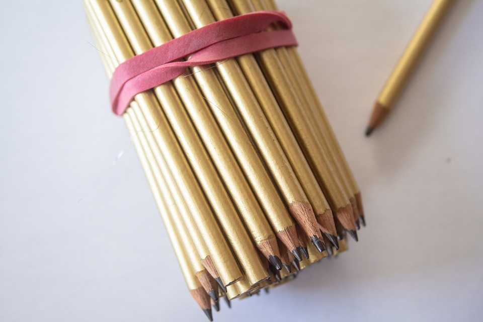 Free photo Drawing Pens Write Pencils School Pencil Draw - Max Pixel