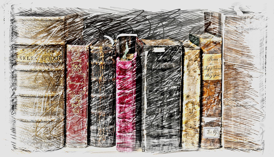 Book, Read, Old, Literature, Drawing, Colorful, Pages