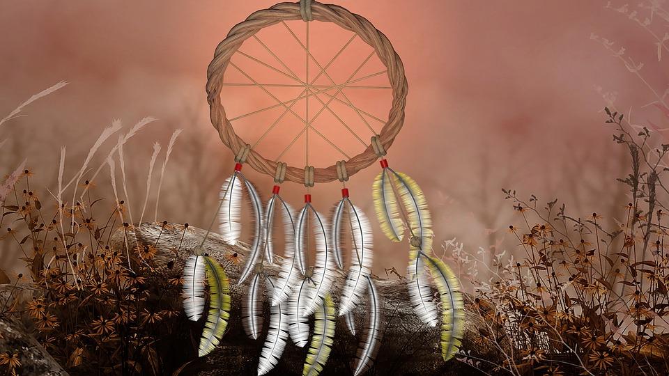 Dream Catcher, A Cultural Object, Indian, Spiritual