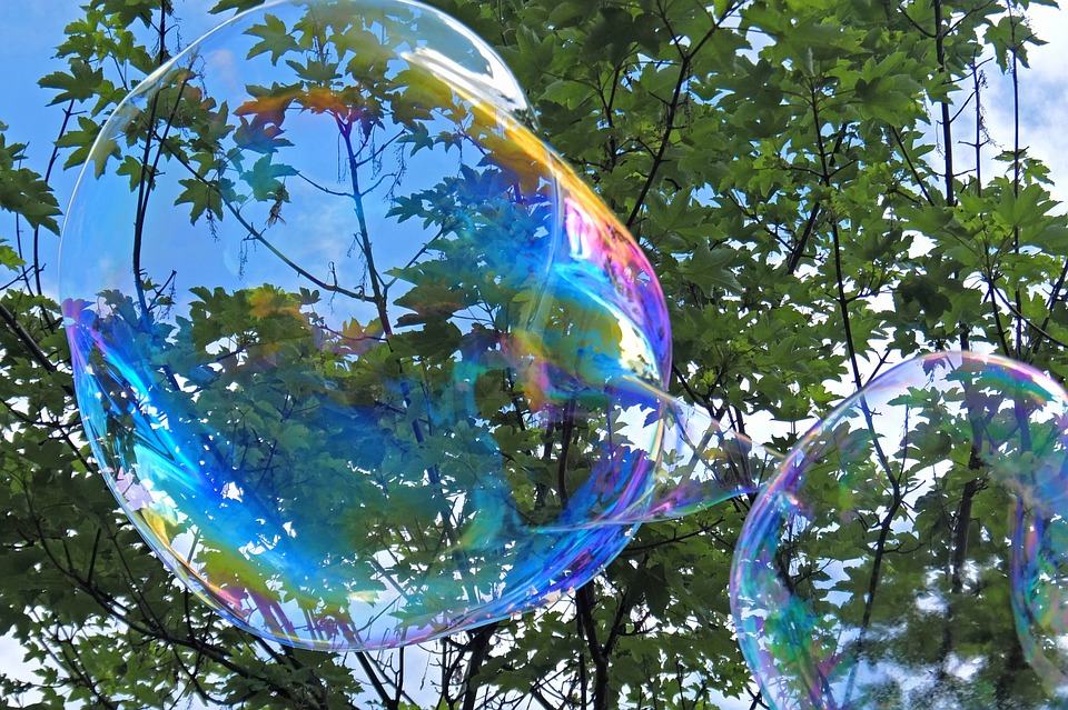 Soap Bubble, Dreams, Dream, Iridescent, Giant Bubbles