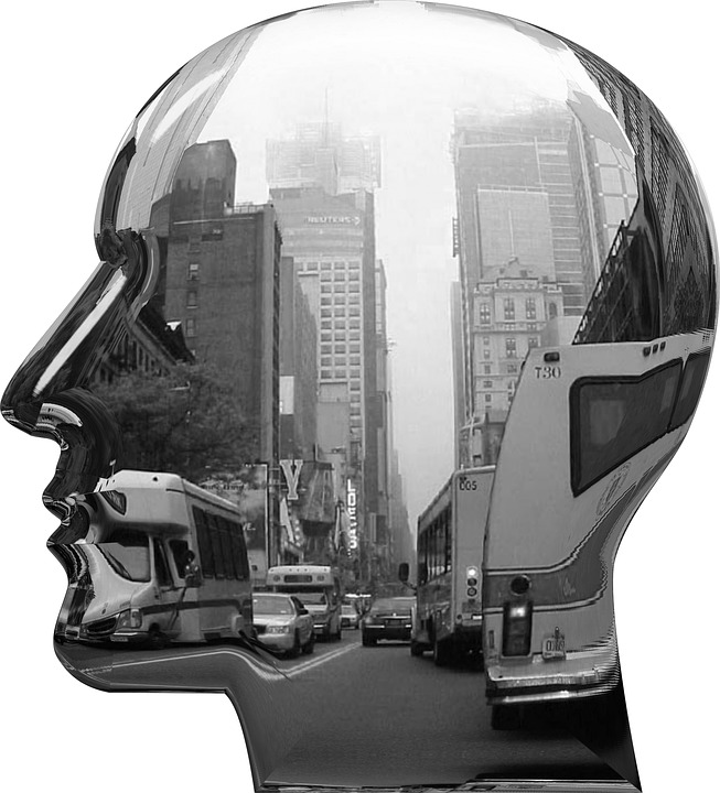 Head, Dream, Thought, Idea, Imagination, Dreaming