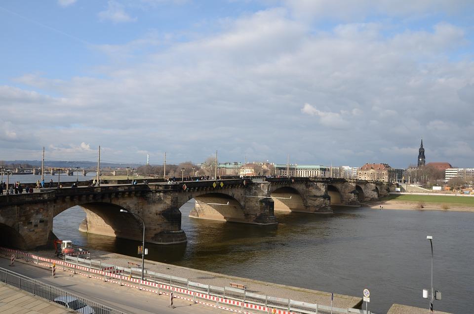Dresden, Bridge, Architecture