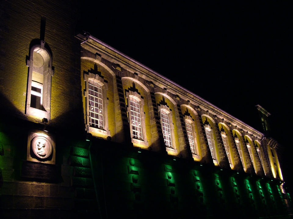 Snappy, Dresden, Night