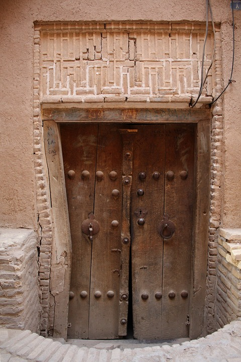 Door Yazd Desert City D?ev?nné Doors Mud House & Free photo D?ev?nné Doors Mud House Yazd Desert City Door - Max Pixel