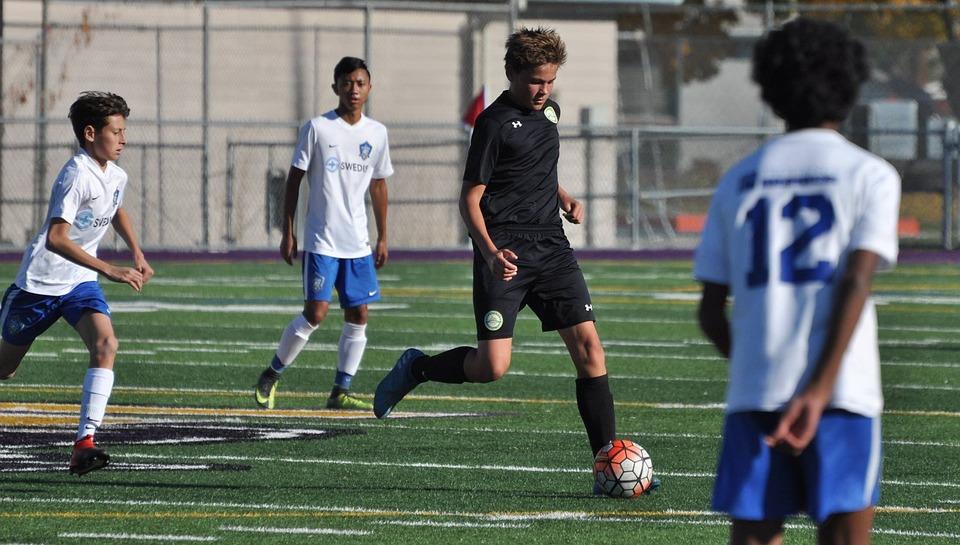 Soccer, Soccer Player, Dribble, Soccer Players, Player