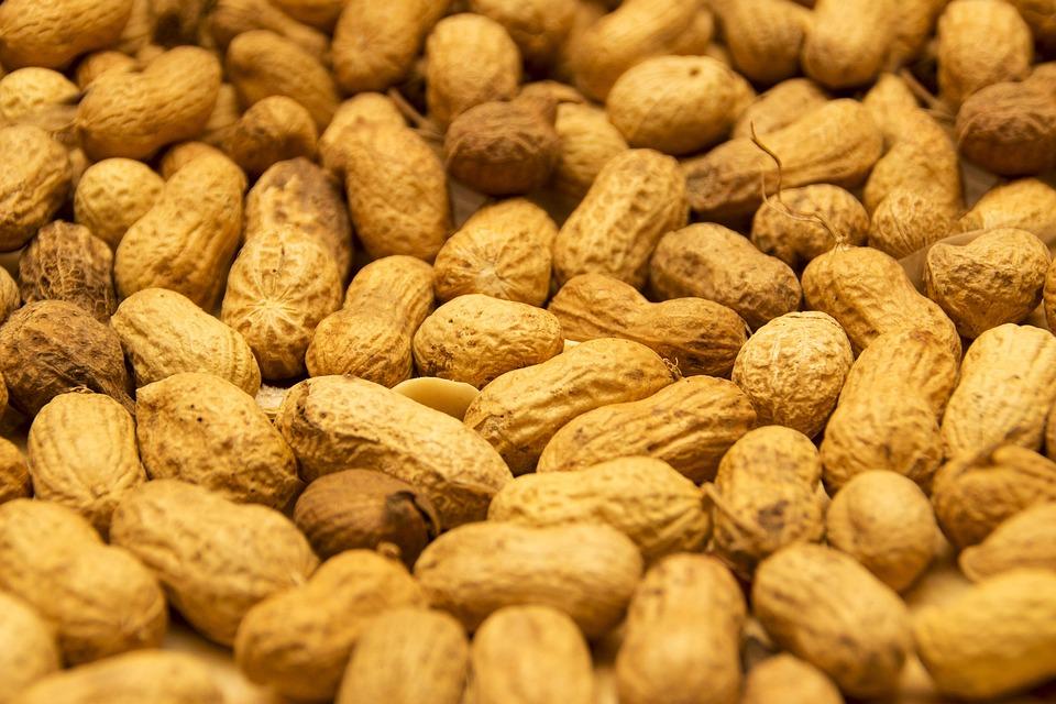 Peanut, Peanuts, Dried Fruit, Doré, Food, Eat, Picture