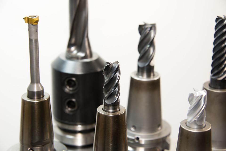 Drill, Milling, Milling Machine, Cutting Tools