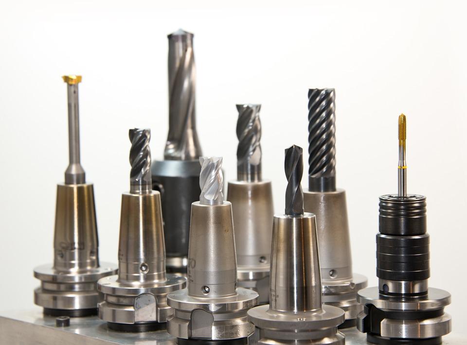 Drill, Milling, Milling Machine, Drilling